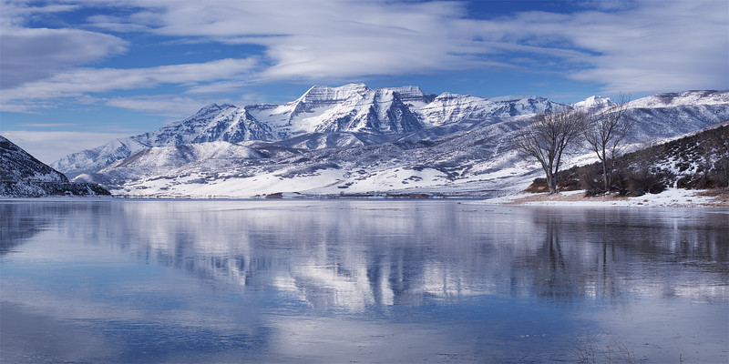 Winter on Timp