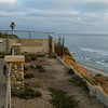 Sea Bluff Condo's and a project in limbo, located on the northern edge of Leucadia