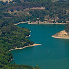 Lake Chabot Aerial Image East Bay - J709250