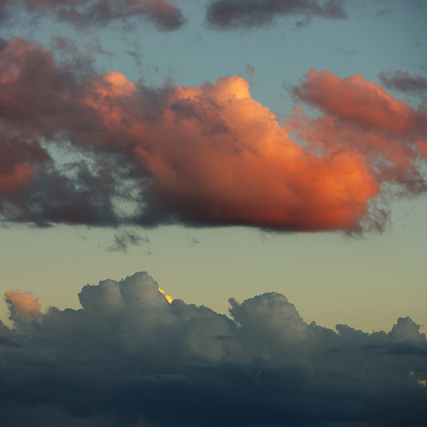 Sunset Clouds One