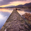 The Jetty, Lake of Meteith - 8725