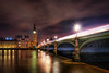 Big Ben and Westminster by Night