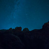 Zion Canyon Shooting Star