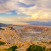 Kennecott Copper Tilt Shift