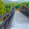 Yough River Trail Bridge