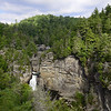 Lower Linville Falls from Erwin's View