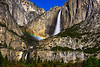 Moonbow at Yosemite Falls