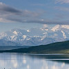 Scenery of Alaska; many Mt McKinley Photos were taken from an airplane