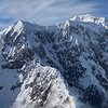 Scenery of Alaska; Mt McKinley Photos were taken from an airplane