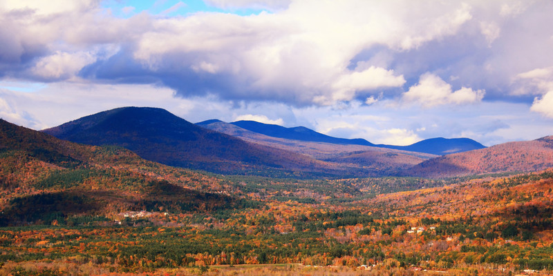 White Mountains Vista, New Hampshire