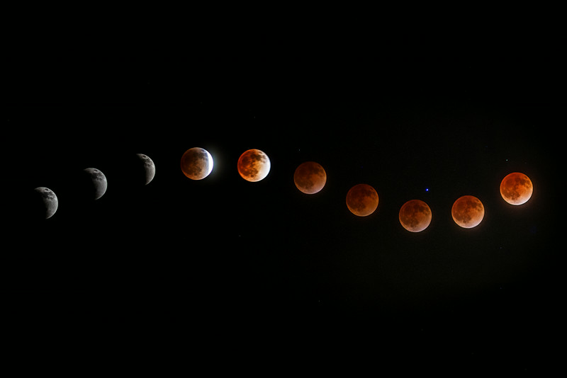 Blood Moon Transition