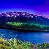 Wallowa Lake Panoramic, Wallowa, Oregon
