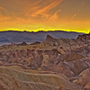 Death Valley's Zabriskie Point