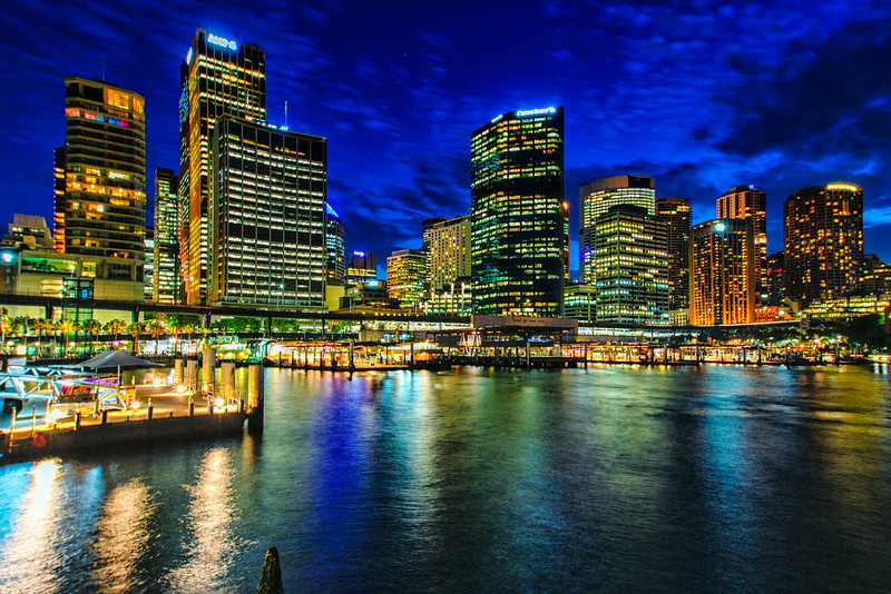 Sydney at Blue Hour