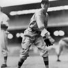 """William """"Bill"""" Goss Strickland, 1937 St. Louis Browns. Born in Ray City, Georgia, Attended school at Nashville, Southern Georgia A&M (ABAC), Georgia Tech."""