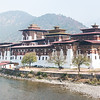 "Punakha Dzong - ""Palace of Great Happiness"""
