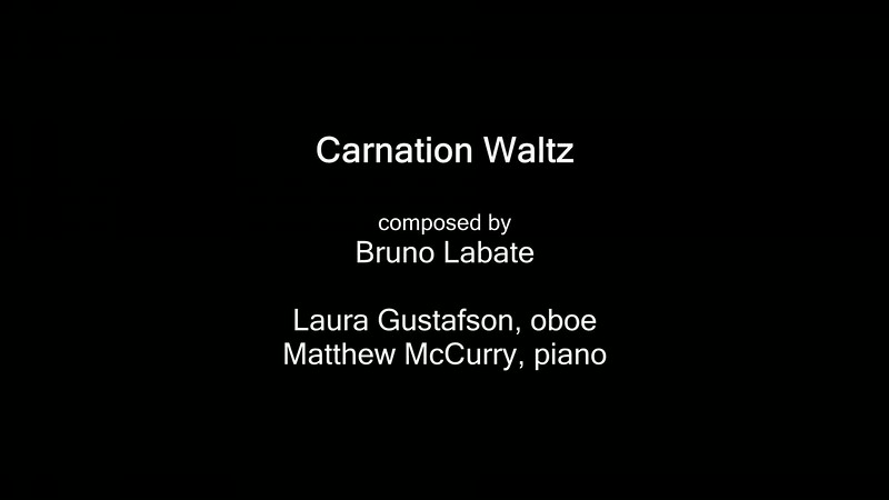 Carnation Waltz