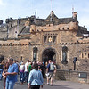 Edinburgh Castle (at the end of the Royal Mile)