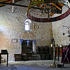 Church of Christos in the medieval town of Kastro on Skiathos island, Greece