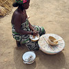 Household chores, northern Nigeria