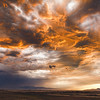 Great Salt Lake Cloudscape