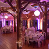 Lingrow Farm Wedding Up-Lighting