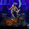 Arejay Hale of Halestorm<br /> House of Blues Orlando<br /> November 16, 2014