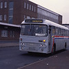 Whitelaw Stonehouse HCS787N Hamilton Bus Stn Dec 90
