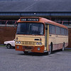 Loch Lomond Coaches OSJ616R Coulport RNAD Base Jan 89