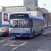 Green Kirkintilloch WBN476T Killermont St Glas Nov 91