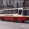 Loch Lomond Coaches GCA772X High St Dumbarton Aug 93