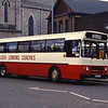 Loch Lomond Coaches Q652WWJ High St Dumbarton Aug 93