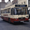 Loch Lomond Coaches E359VUM High St Dumbarton Nov 95