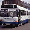McDade Uddingston PTF750L Hamilton Bus Stn Jul 90