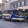 Hutchison Overtown C811JGB Main St Wishaw 2 Aug 87