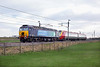 57308 and 221144, Brock 9/3/2014 5Z21 1250 Barton under Needwood RSMD-Polmadie TMD