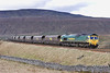 66554 Ribblehead 26/2/2007 6M11 0606 Hunterston-Fiddlers Ferry PS