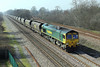 66548 North Stafford Junction 14/3/2014 4E42 0929 Rugeley PS-Barrow Hill
