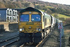 66618 Hathersage 5/12/2012<br /> 6Z81 1130 Eggborough PS-Tunstead