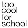 Too cool for school - Black