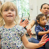 Taken on July 11, 2014 by James Cadden during a Sing, Sign Laugh and Learn program at Lois Hole.