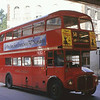 London Transport RM11 Victoria Bus Stn London 2 Sep 83