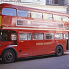 London Transport RM11 Victoria Bus Stn London 1 Sep 83