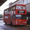 London Transport M653 Hounslow Bus Station Sep 83