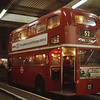 London Transport RM1557 Victoria Bus Stn London Sep 83