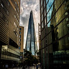 The road to the Shard