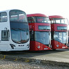 LT162. LT163 [London United] 140216 Heysham