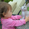"""I love this bunny Nanu ... he's always right here waiting for me"""