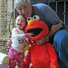 Lorelei, Elmo and Nanu ... having a blast !