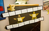 "3 Marian participated in the Open House for MAGNET recognition in Holy Name Medical Center by creating a ""Hollywood Walk of Fame"" themed room at HNMC. 7/25/14  Photo by Victoria Matthews/Holy Name Medical Center"